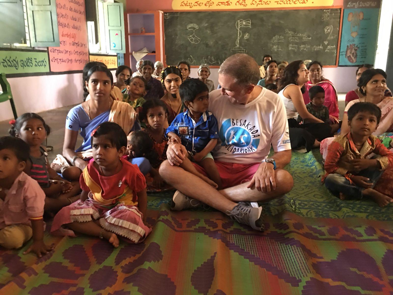 Busca y encontrarás (Viaje a la India. II capítulo)