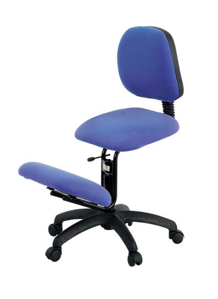 """¿Es buena la silla """"arrodillada""""?"""