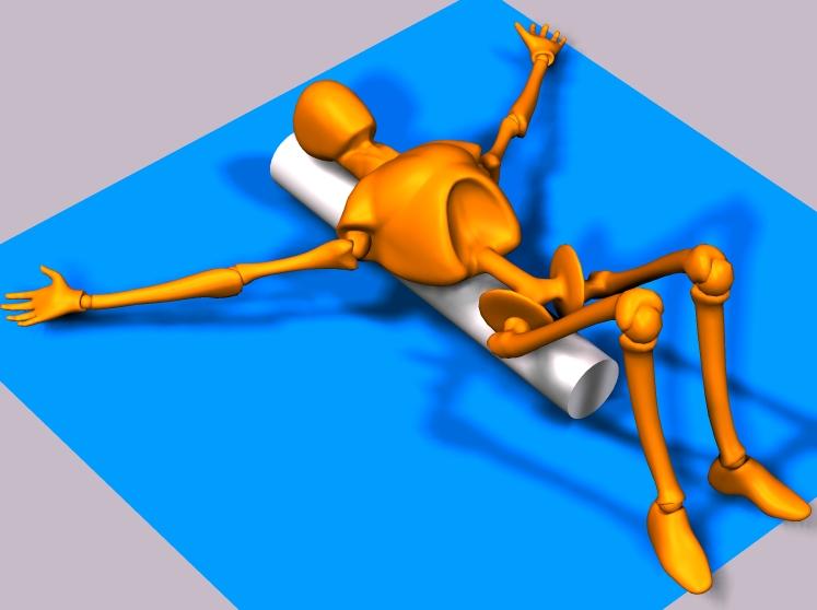 Nuevas tecnologías… ¿Dolor de espalda?